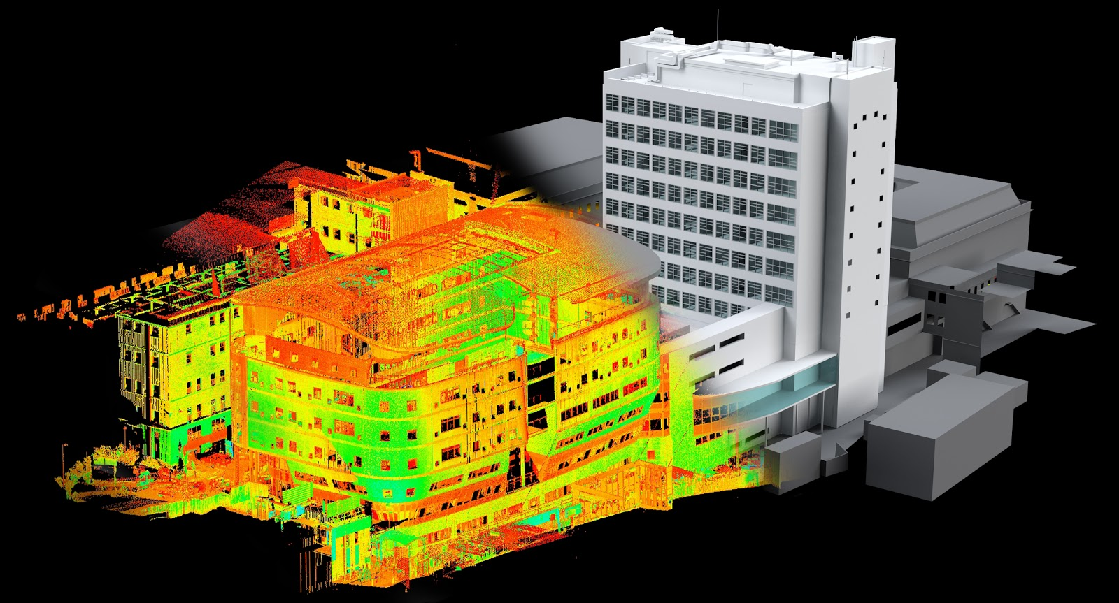 laser scanning for architects